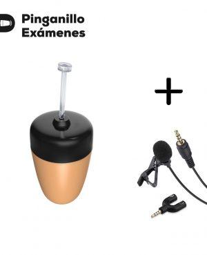 Pinganillo Vip Pro Mini Plus Microfono Externo